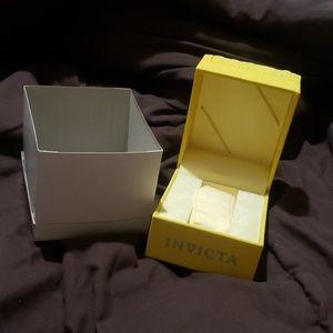 Invicta watch box